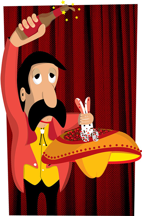 Illustration-Magician