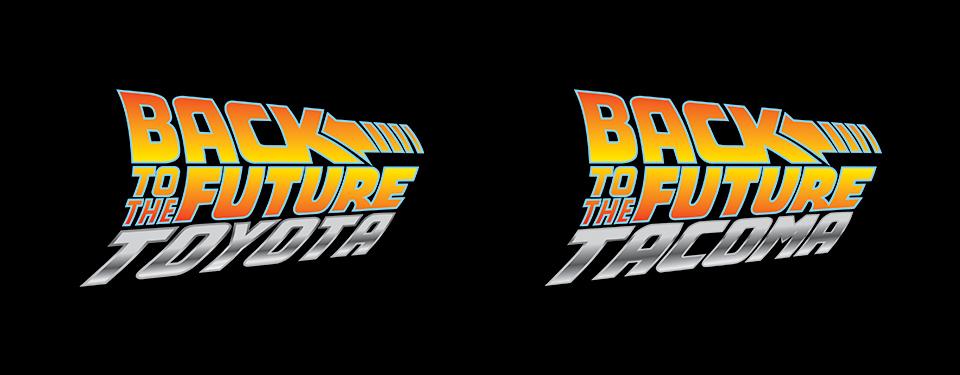 BTTF-logos