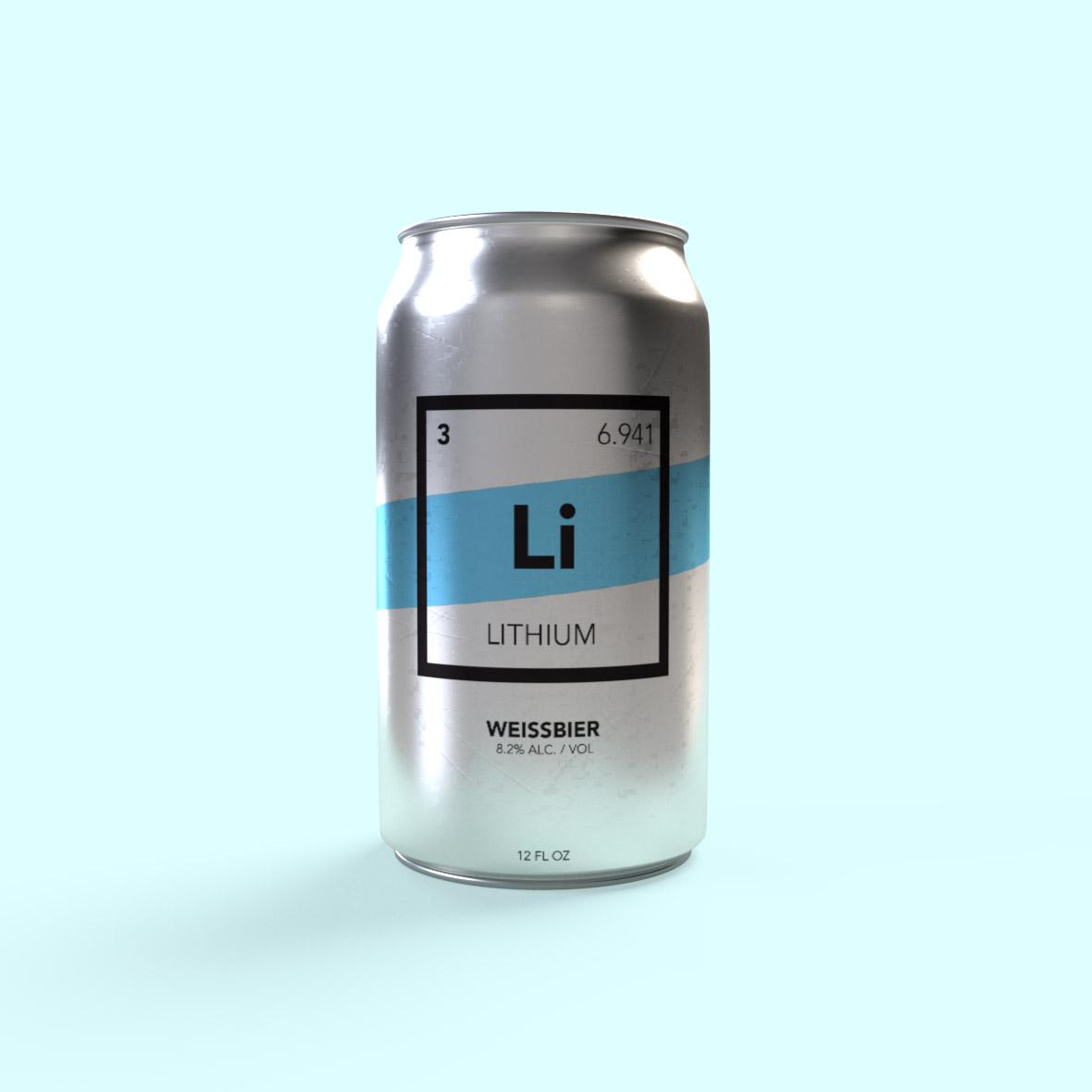 atomic-Lithium